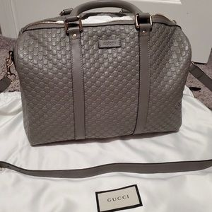 Authentic Gucci Boston